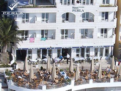 perla hotel, Herceg Novi