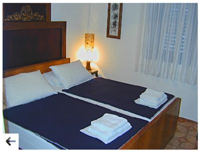 noname3 la med accommodation, Sveti Stefan