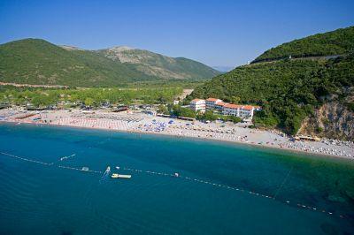 druga poseidon - jaz beach, Budva
