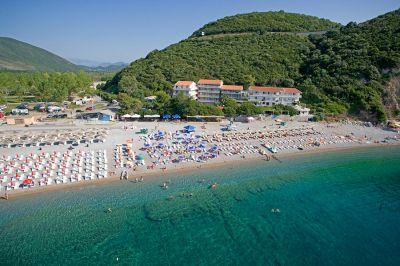 prva poseidon - jaz beach, Budva