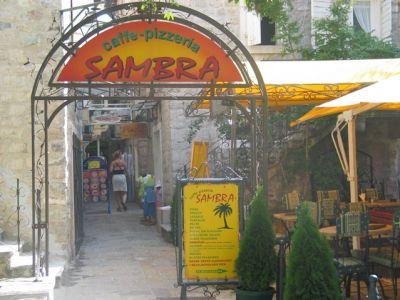 Caffe Pizzeria Sambra