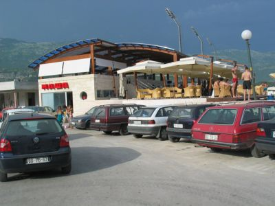 Restoran i palza MASA