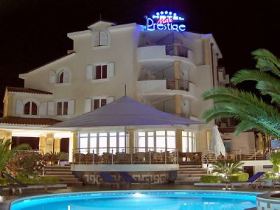 hotel max prestige, Budva