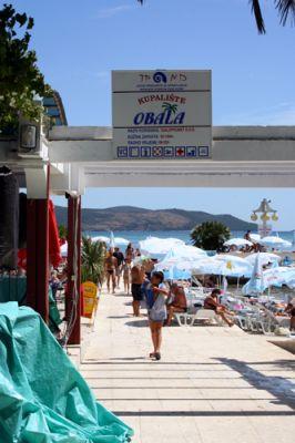 img_0037 restoran - plaža obala, Igalo