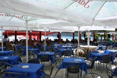 img_0045 restoran - plaža obala, Igalo