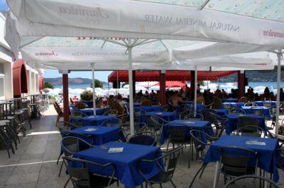 img_0048 restoran - plaža obala, Igalo