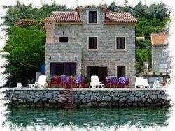 exterier2 villa ferri, Kotor