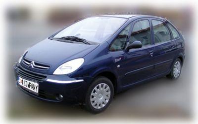 citroen xara 2 d&t company-rent a car, Herceg Novi