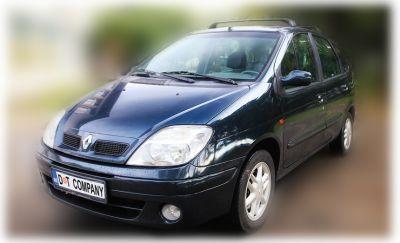 renault scenic 1 d&t company-rent a car, Herceg Novi