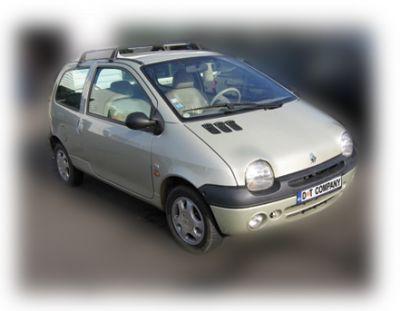 renault twingo 1 d&t company-rent a car, Herceg Novi