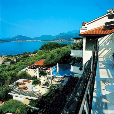 101 residence villa crna gora, Sveti Stefan