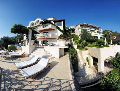 vila4 residence villa crna gora, Sveti Stefan