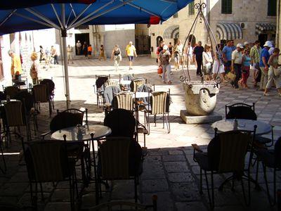 p7080005 caffe bar scorpio, Kotor