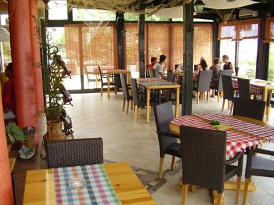 p7100009 restoran tratorija papagaj, Djenovici