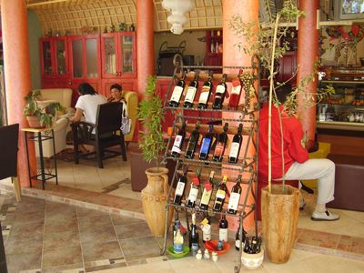 p7100011 restoran tratorija papagaj, Djenovici