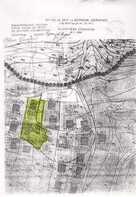 4_(small) zemljište u Đenovićima, Herceg Novi