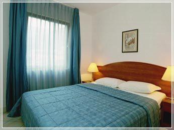 apartman 1 aquamarin - podkošljun, Budva