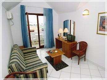 apartman 2 aquamarin - podkošljun, Budva