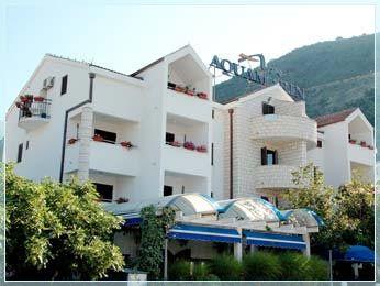 hotel 3 aquamarin - podkošljun, Budva