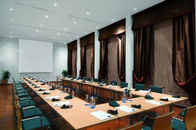 big congress room
