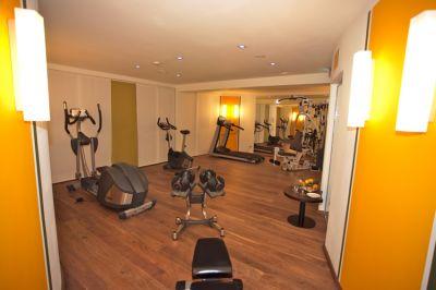 fitnessroom hotel queen