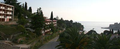 location mediteran - mala plaža, Ulcinj
