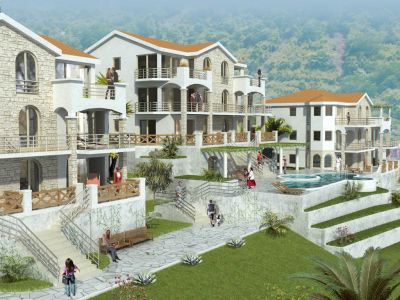 Apartments for Sale - Kotor