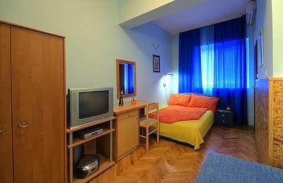 lux stan orlica accommodation, Djenovici