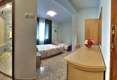 apartman de lux orlica accommodation, Djenovici